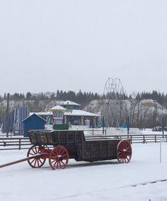 Fort Edmonton Park .LL