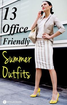 82fd9d22489fee 13 Office-Friendly Summer Outfits – Outfit Ideas