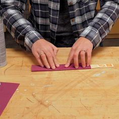 MDF (medium-density fiberboard) is inexpensive, durable, and a good choice for many woodworking and carpentry projects. Learn how to use MDF wood correctly. Woodworking Files, Learn Woodworking, Woodworking Projects, Woodworking Joints, Teds Woodworking, Woodworking Techniques, Woodworking Images, Woodworking Articles, Green Woodworking