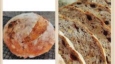 免揉脆皮面包 没有铸铁锅的朋友看过来 no knead crusty bread,no Dutch oven need. Ciabatta, Dutch Oven, Baked Goods, Bunnies, Breads, Bakery, Youtube, Recipes, Food
