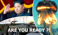 HIGH ALERT: North Korea Leader Kim Jong Un Tells Military To Be Ready To Use NUCLEAR WEAPONS