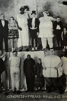 Circus Folk...