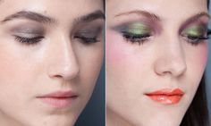 SPFW e Fashion Rio: seis tendências de maquiagem para o verão 2013 - Beleza - MdeMulher - Ed. Abril