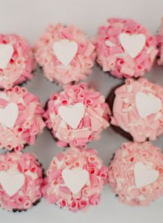 Loved up cupcakes.