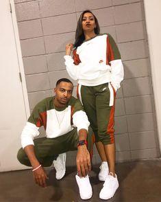 Cute Black Couples, Black Couples Goals, Cute Couples Goals, Couple Style, Matching Couple Outfits, Matching Couples, Mode Outfits, Fashion Outfits, African Clothing For Men