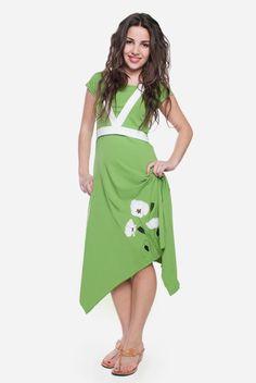 38€ Vestido lactancia Provence - Vestidos lactancia casual - Vestidos lactancia - Tetatet - Camisetas de Lactancia y Vestidos de Lactancia