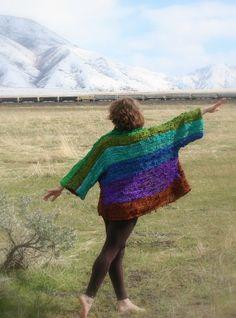 $5.99 Kimono Knit Pattern