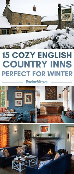 15 Cozy English Country Inns Perfect For Winter - Best Travel İdeas Best Vacation Destinations, Best Vacations, Vacation Ideas, Vacation Rentals, Places To Travel, Places To Go, Book A Hotel Room, Hotel Safe, Enjoy Your Vacation