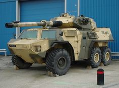 Timoney Armoured Vehicles