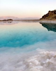 Float in the Dead Sea