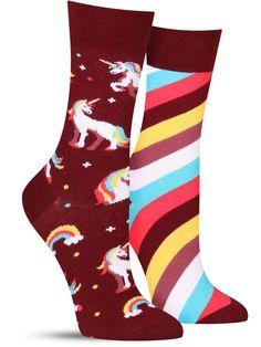 The Unicorn Socks | Womens