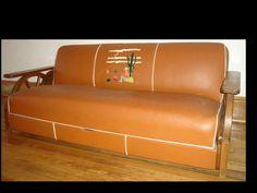 cactus wagon wheel sofa