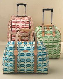 Orla Kiely Travel Bags