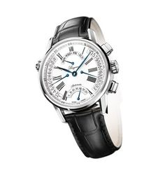 Heritage Collection L4.797.4.71.2 #Longines #HeritageCollection #4Retrograde