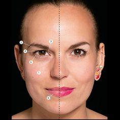 6 trucs #maquillage pour agrandir son #regard #yeux