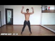 Jordan Yeoh Extreme Fat Burning workout - YouTube