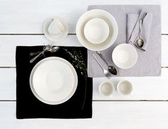 Pentik is an international interior design retailer, who wants to bring northern beauty and cosiness to homes. White Table Settings, Textiles, Lovers, Charmed, Interior Design, Tableware, Room, Collection, Home Decor