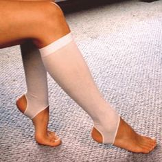 These durable Compression Socks are your best source of relief from tired aching legs, calves or ankles. Compression Stockings, Compression Hose, Aching Legs, Nursing Board, Calf Stretches, Running Socks, Foot Pain, Nurse Life, Nursing Students