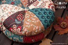 Декоративные подушки. Мастер-класс