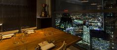 LONDON:| Duck & Waffle open 24hours! Located atop a 40-storey skyscraper at 110 Bishopsgate offering breakfast, brunch, lunch, dinner and late night menus.