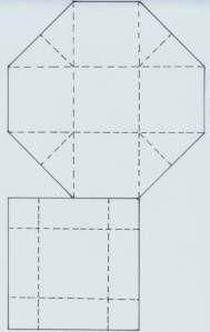 box & lid template