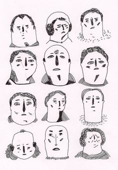 // Laura Gee faces