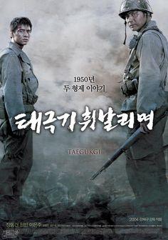 A Irmandade da Guerra (태극기 휘날리며/Taegukgi hwinalrimyeo), 2004.