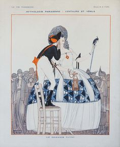 Armand Vallée (1884 – 1960). La Vie Parisienne, 21 Mai 1921. [Pinned 27-iv-2018]