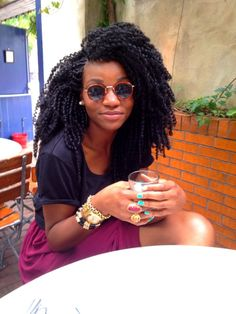 I LOVE Box Braids ! I never knew you could get them like this