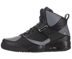 79ece1a2020 Nike Air Jordan Flight 45 High Mens Basketball Shoes 616816-010 Black 10 M  US (666003504169) Leather upper with mesh panels for comfort and  breathability ...