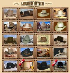 d5e431d6 Classic Cowboys Hats - Custom Made, Western Cowboy Hats - Authentic and  Affordable