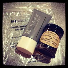 Twitter / splendid_events: Necessary travel liquids: @michaelsdolce & @THANN (Fadi. Not putting these babies in checked baggage! http://instagram.com/p/Zg7sKuh2RN/