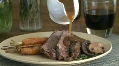 Slow Cooker Roast Beef Allrecipes.com