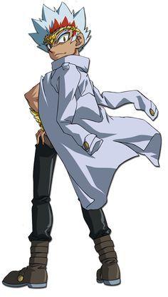 Ryuga - Beyblade