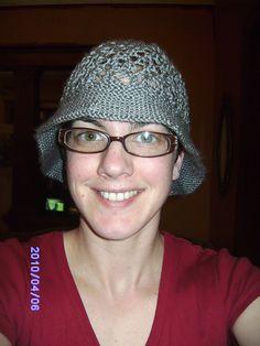 lacy bucket hat
