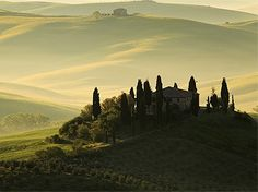 Somwhere in the Toscana countryside