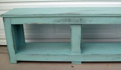 Ana White Bench | Aqua Spa Bench for Entry | Do It Yourself Home Projects from Ana White