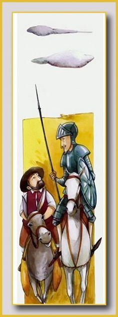 Don Quijote de la Mancha. Libro de Texto. Algaida Editores