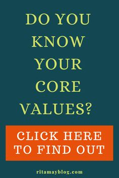 Identify your Core Values - With Ease Finding Purpose, Life Purpose, Self Development, Personal Development, Life Priorities, Value Quotes, Negative Self Talk, Attitude Of Gratitude, Core Values