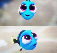 Baby Dory Finding Dory