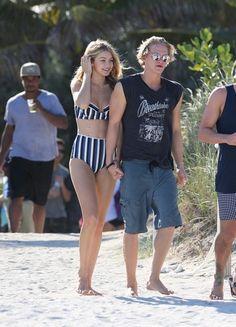 Gigi Hadid Photos: Gigi Hadid and Cody Simpson Spotted in Miami