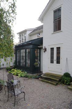 Clemens Architecture-Modern Farmhouse Sunroom - Copy