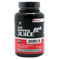 Ripped Juice Ex 2 (60 ct.) by Betancourt Nutrition