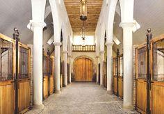Wade Weissmann Architecture - Portfolio - German Equestrian Estate