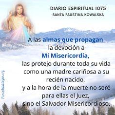 Diario Santa Faustina, Salvador, Happy, Newborns, Death, Spirituality, Savior, El Salvador