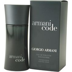 Armani Code Cologne For Mens - Bing Images