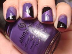 Love the design AND color! I can always use more purple in my life.