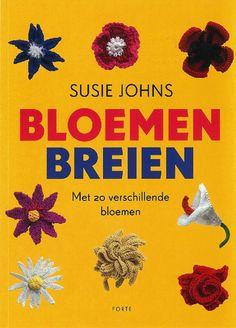 Bloemen Breien van Susie Johns