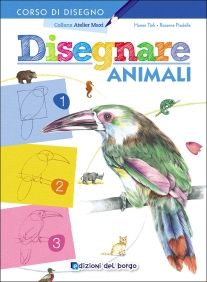 Copertina Disegnare animali