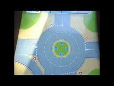 Savoir aborder et franchir un rond-point (permis de conduire étape 2) leçon 4 - YouTube